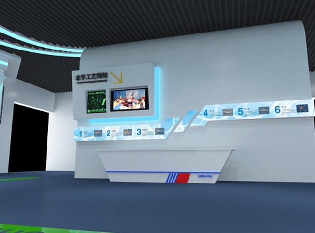 江阴广告制作_展厅展馆设计_张家港海事局 - 江阴和谐